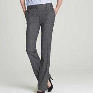 J. Crew 1035 Grey Trousers